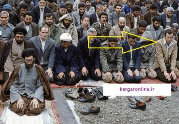 تصویر کمتر دیده شده فرزند مالک باشگاه یوونتوس و کارخانه فیات در نماز جمعه به امامت رهبر انقلاب