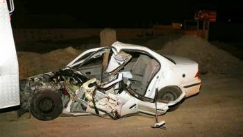 جان باختن هولناک امام جمعه معروف کشور در حادثه رانندگی + عکس