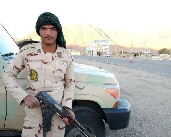 شهادت یک سرباز وظیفه در کرمان