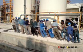 تاخیر در پرداخت حقوق کارکنان پیمانکاری ممنوع/ آیا کمکم به عدالت در نفت نزدیک میشویم؟!