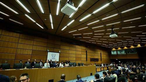 تصویب قطعنامه شورای حکام آژانس علیه ایران