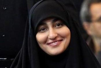 زینب سلیمانی دختر سردار سلیمانی  ازدواج کرد / عکس