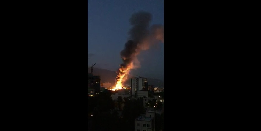 جزئیات جدید از انفجار در تجریش +تعداد رسمی کشته ها