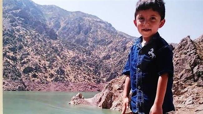 جزئیات قتل وحشتناک کودک کرمانشاهی در باغ به دست نامادری حسود(عکس)