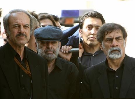 پس از سیروس گرجستانی سکته قلبی جان بازیگر سریال های طنز ایران را گرفت +عکس
