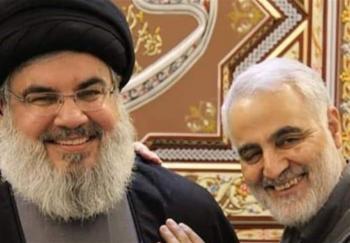 شیخ قاووق: شهید سلیمانی بارها جانش را برای محافظت از سید حسن نصرالله به خطر انداخت