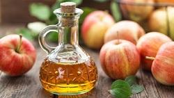 معجزه سرکه سیب برای سلامت موی سر