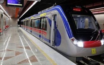 کشف چمدانهای تریاک در مترو تهران