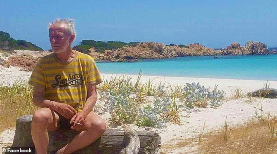 پیرمرد از جزیرهای که ۳۱ سال تنها ساکن آن بود  اخراج شد+عکس