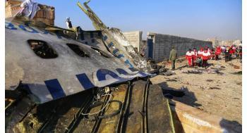 پرداخت خسارت هواپیمای اوکراینی به عهده ایران نیست