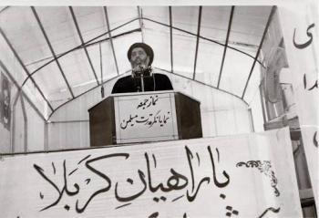 ایده تکیه سیار محمود کریمی از کجا آمد؟ +عکس