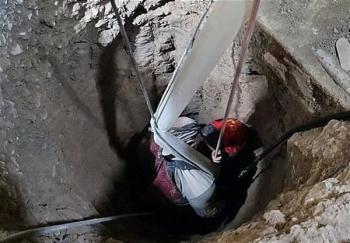 مرگ یک کارگر چاهکن بر اثر ریزش چاه