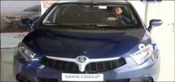 خودروی ۳۵ میلیون تومانی سایپا در لبنان!