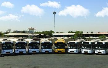 15 اتوبوس جدید به ناوگان حمل ونقل عمومی کرج افزوده شد
