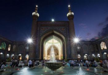 مسجد گوهرشاد شاهکار معماری دوره تیموری