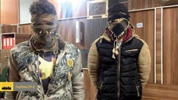زورگیری دلخراش از ۱۸ زن و دختر جوان در مشهد