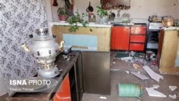 ۳۸ پس لرزه در منطقه به ثبت رسید/مصدومان زلزله قوچان به ۲۳ نفر رسید