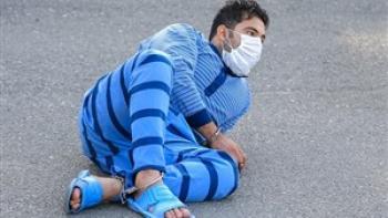 دستگیری عامل قدرت نمایی یک شرور در حوالی خیابان منوچهری