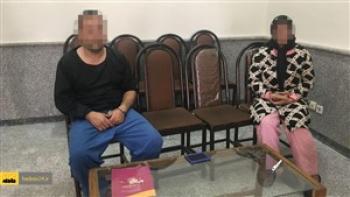 دزدی طلا با کپی کارتهای بانکی توسط زن و مرد کلاهبردار