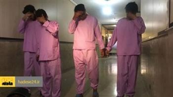 متهمان: قصدمان زهرچشم گرفتن بود نه قتل/محاکمه عاملان جنایت ورامین در دادگاه کیفری