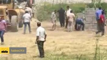 مرد ۲۴ ساله قربانی درگیری طایفه ای شد