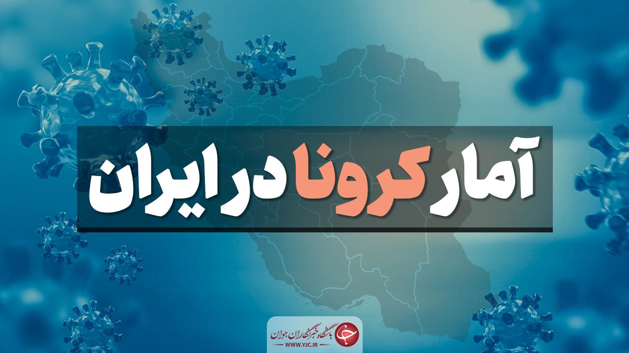 آخرین آمار کرونا در ایران؛فوت ۱۱۲ بیمار در شبانه روز گذشته