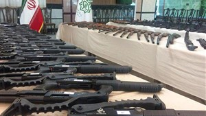 انهدام باند قاچاق سلاح در فارس