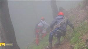 نجات 25 گردشگر از مرگ حتمی