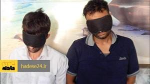 عاملان جنایت خونین پلدختر دستگیر شدند