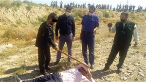 بازسازی جنایت هولناک در بیابان های اطراف مشهد