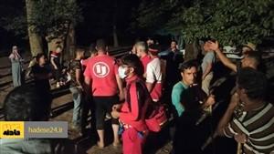 گم شدن پسربچه 4 ساله در پارک ملی گلستان